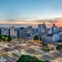 Gran Hotel Argentino, hotel en Buenos Aires