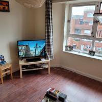 1-bedroom&study flat - west end Glasgow