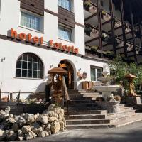 Park Hotel Faloria, hotel in Canazei