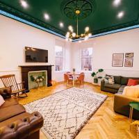 Rose Apartment - Duplex in City Centre (sleeps 12)