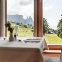 Hotel Steger-Dellai, hotel en Alpe di Siusi