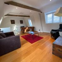 The Granary, lovely townhouse in central Stamford