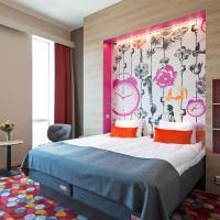 Motel L Hammarby Sjöstad: Stockholm'de bir otel