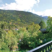Apartment St Gervais Les Bains with Mountain View 434