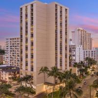 Hyatt Place Waikiki Beach, hotel sa Honolulu