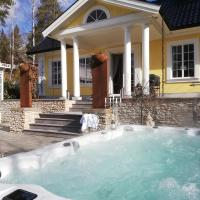 Villa Sanda orangeri och spa, hotel in Strängnäs