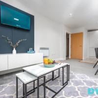 The Suite Life - DYZYN Living - Pet Friendly - Gym, Pool & Parking - B2B Stays