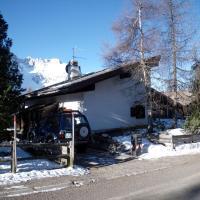 Chalet in Carezza, Dolomites
