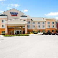 Fairfield Inn and Suites by Marriott Winchester, hotel in Winchester