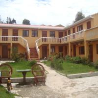 Hotel Imperio del Sol, hotel in Comunidad Yumani