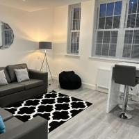 SPACIOUS CITY CENTRE!! Luxury & Modern 1 bed Apartment!!