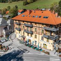 Hirschenhof, hotel in Spital am Semmering