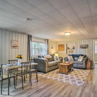 Renovated Buttermilk Cottage Steps to Beach!, hotel in Wareham