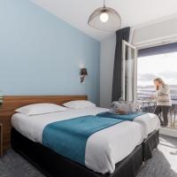 le paris brest hotel, hôtel à Rennes