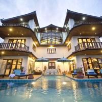 Paradise Island Estate, hotel in Choeng Mon Beach