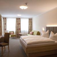 Hotel Straßhof, отель в городе Пфаффенхофен-ан-дер-Ильм