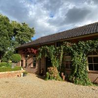 Betsey Trotwood. Historic stylish 2-bed cottage., hotel in Blundeston