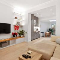 Charming Two Bed Garden Flat in Finsbury Park