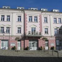 Apartmány na Šumavě, hotel v Kašperských Horách
