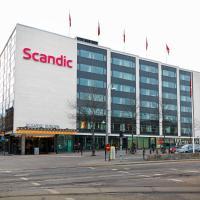Scandic Europa, отель в городе Гётеборг