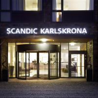 Scandic Karlskrona, hotell i Karlskrona