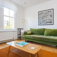 Bright Two-Bedroom Flat in South East London