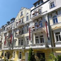 Residence Romanza, отель в городе Марианске-Лазне