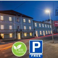 ECO Hotel Center, hotel v mestu Postojna