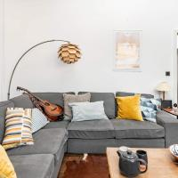 Loft Apartment in Historic Building in Quiet Central Setting