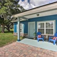 Pet-Friendly Palatka Apartment with Boat Ramp!, hotel in Palatka