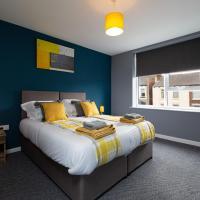 Large flat near BAE & Ribby Hall Free Parking WiFi