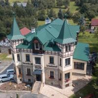 Hotel Švýcarský dům – hotel w mieście Sněžnik