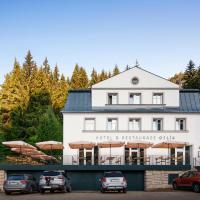 Hotel Orlík – hotel w mieście Teplice nad Metují