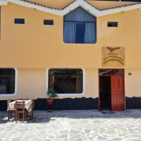 HOTEL VILLA HERMOSA DE YANQUE, hotel en Yanque