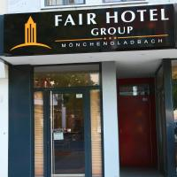 Fair Hotel Mönchengladbach City, отель в городе Мёнхенгладбах