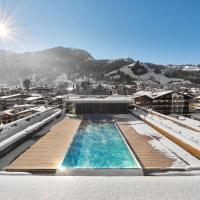 Schwarzer Adler Kitzbühel - Adults Only, hotel in Kitzbühel
