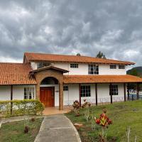 Villa El Encuentro. Cómoda y acogedora.