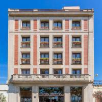 Hotel Espanya Calella, отель в Калелье