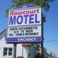 Rosecourt Motel, hotel em Stratford