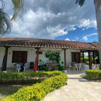 Hermosa Casa de Campo Familiar rodeada de naturaleza, para disfrutar en familia