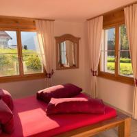 Ferienwohnung Casa Ursin Val Lumnezia, hotel in Lumbrein