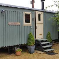 Elmdale Hut - Shepherds Hut