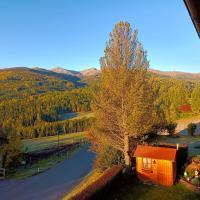 Ferienwohnung St. Wolfgang am Zirbitzkogel, hotel in Obdach