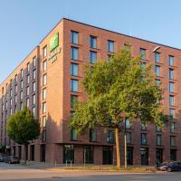 Holiday Inn - Hamburg - Berliner Tor, an IHG Hotel, отель в Гамбурге