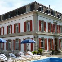 Hôtel Garni Villa Carmen, hotel in La Neuveville