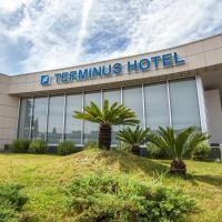 Hotel Terminus, отель в Подгорице