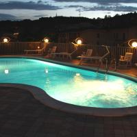 Hotel Sporting, hotell i Tabiano