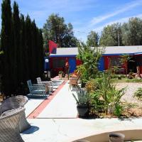 Safari Motor Inn - Joshua Tree, hotel in Joshua Tree