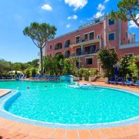Hotel San Valentino Terme, отель в Искье