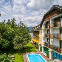 Hotel Alpenblick Kreischberg, hotel in Sankt Lorenzen ob Murau